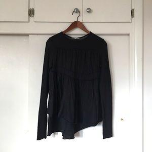 ⬇︎ HACHE/ wool knit top